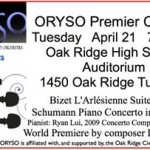 Oak Ridge Youth Symphony
