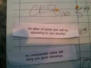 My Alien Fortune